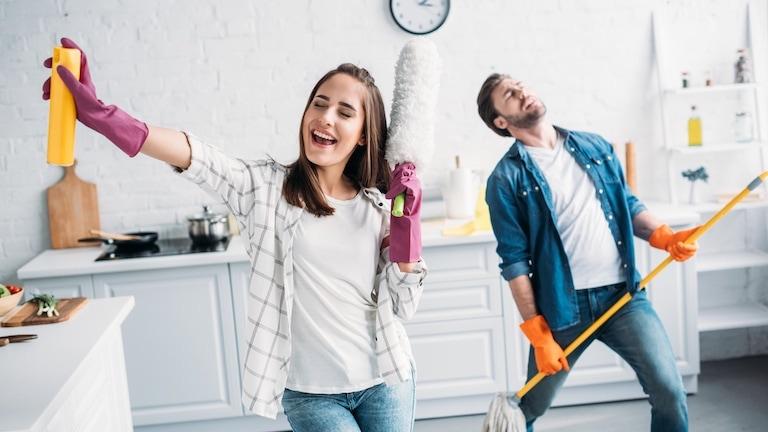 Haushalt organisieren: Diese 8 Apps helfen beim Putzen, Aufräumen & Co.