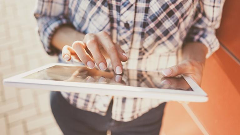 iPad: Screenshot mit Tasten erstellen