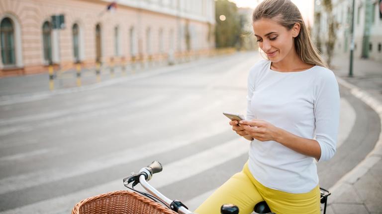 Smartes Fahrradschloss: Elektronische Diebstahlsicherung für dein Rad