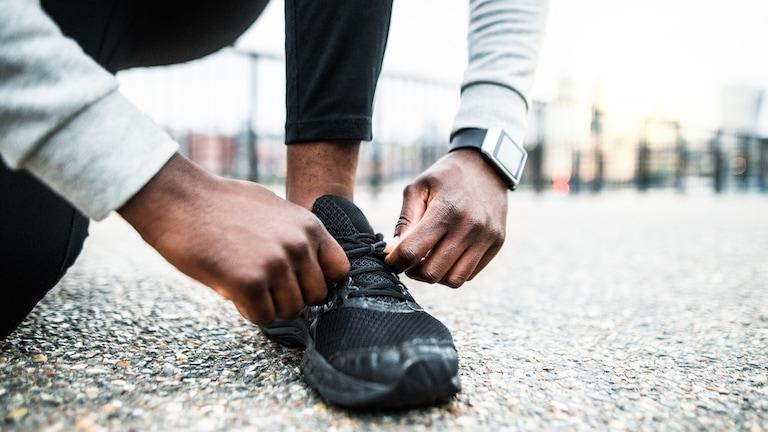 Smartwatch ohne Handy beim Sport nutzen