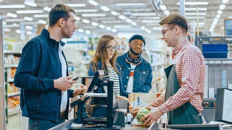 Mit Mobile Payment in Deutschland an der Kasse bezahlen