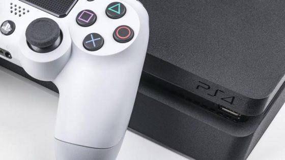 PlayStation 4 Slim und Pro Festplatte entfernen