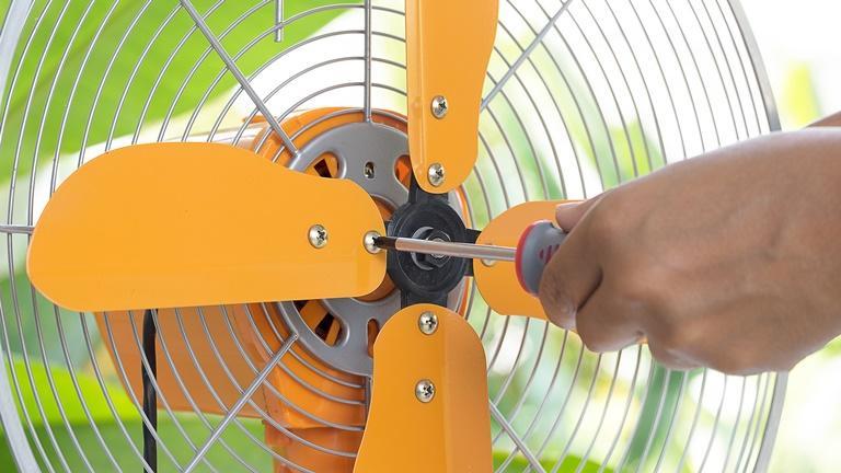 Ventilator dreht nicht mehr: Das kannst du tun