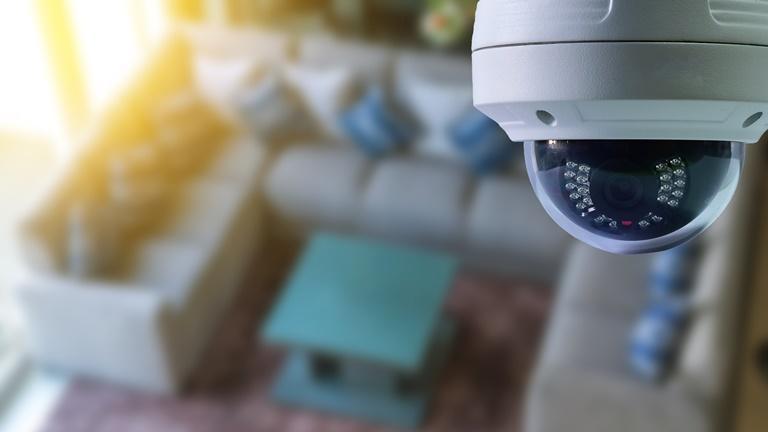 Sicherheit im Smart Home durch Videoüberwachung mit Kameras