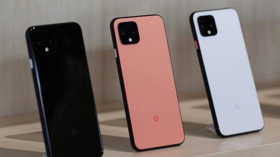 Das Google Pixel 4 ist da.