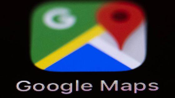 Premiere Google Prasentiert Maps Mit Dark Mode