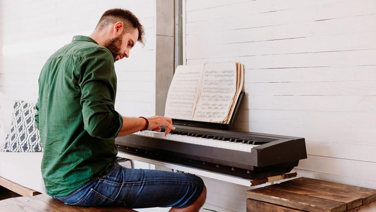 E-Piano für Anfänger: Digitalpiano-Know-how für Beginner