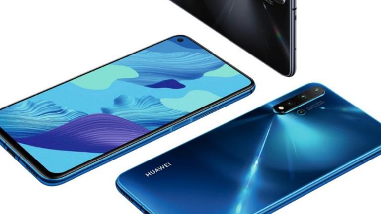 Huawei nova 5T mit Kirin 980 kommt Ende Oktober