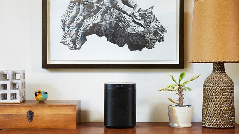 Spotify auf Sonos-Speaker