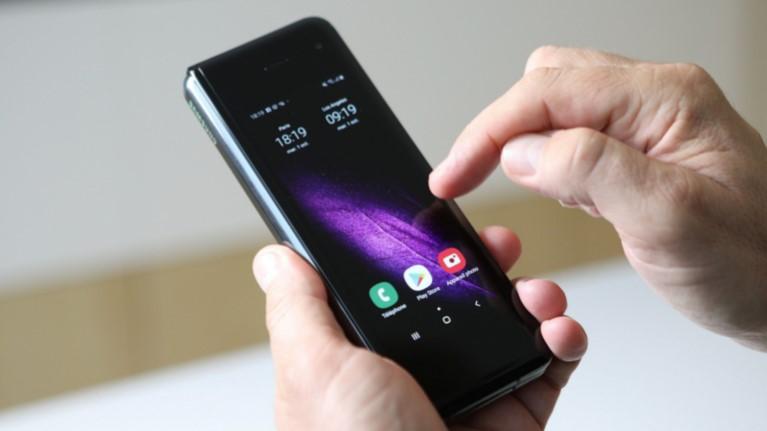 Samsung Galaxy Fold 2: Patent deutet hin auf S-Pen | UPDATED
