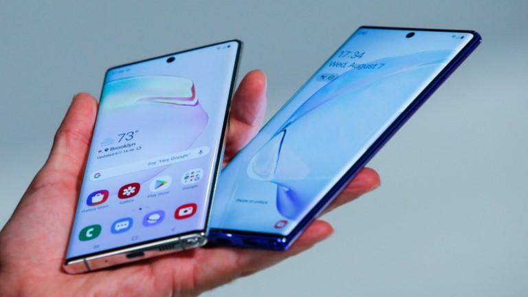 Note10 und S10: Samsung reagiert auf Scanner-Problem