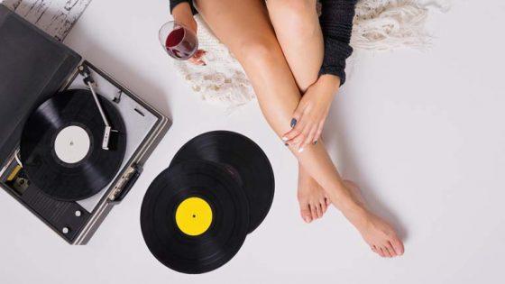 Plattenspieler mit Bluetooth: Vinyl ohne Kabelsalat
