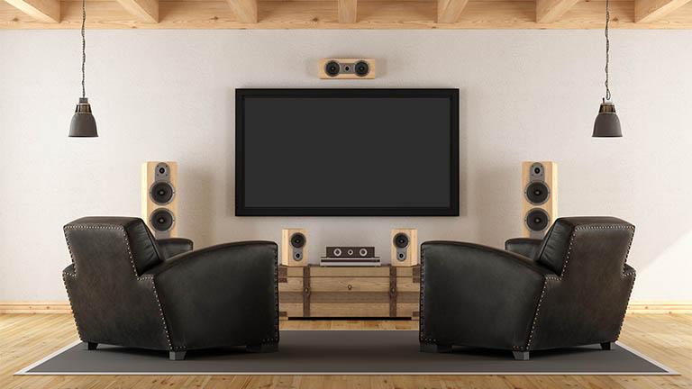 Richtiger Standort einer Lautsprecheranlage verbessert das Hörerlebnis