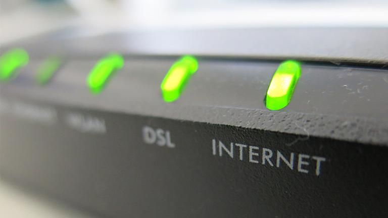 WLAN-Router Passwort teilen