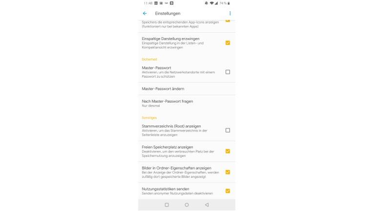 WLAN-Passwort in Android anzeigen