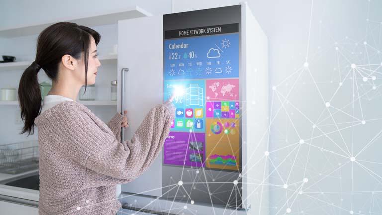 Smarter Kühlschrank: Das kannst du alles per Smartphone und App steuern