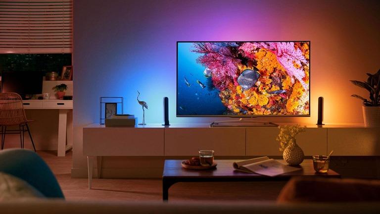Ambilight von Philips Hue bei Fernseher