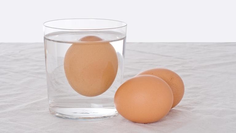 So findest du heraus, ob Eier schlecht oder noch genießbar sind