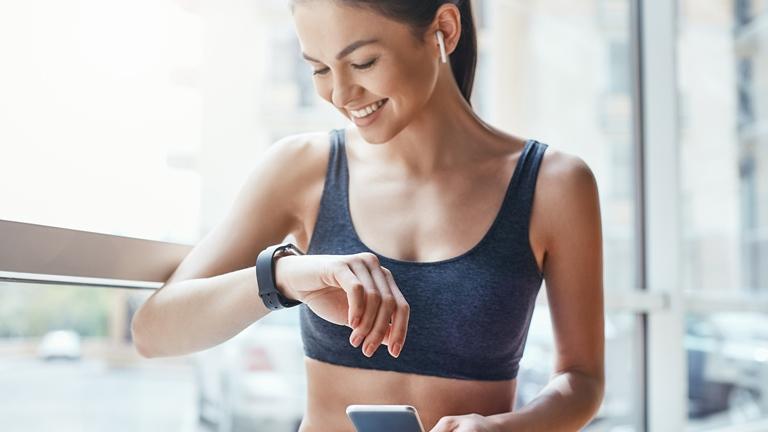 Fitness-Tracker: Fitbit-Setup mit der App