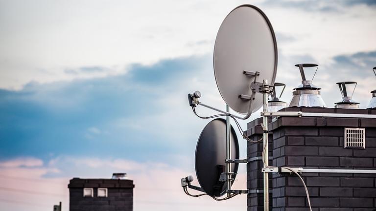 Satellitenschüssel Ausrichten So Geht S