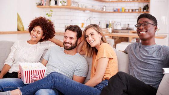 Popcornmaschine für zu Hause