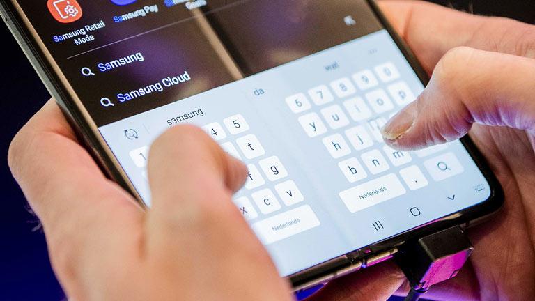 Samsung Galaxy Fold 2: Release im Sommer mit S‑Pen?