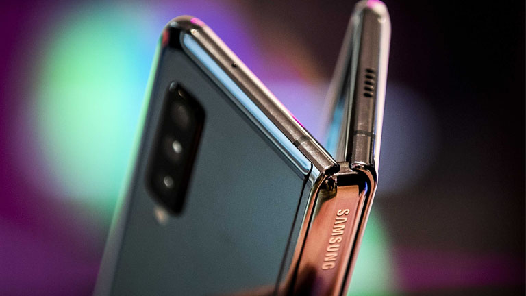 Galaxy Fold 2: Kommt es mit Under-Display-Kamera?