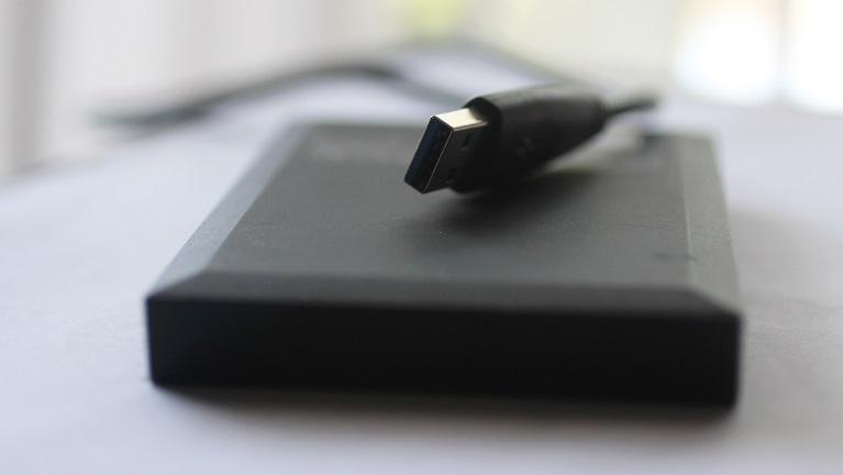 Eine externe Festplatte für die PS4