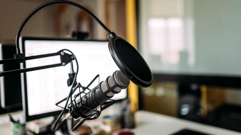 Ein PC-Mikrofon für Screencast oder Podcasting