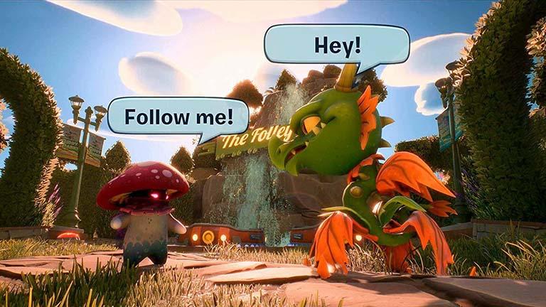Plants vs. Zombies: Cooles PS4-Spiel allein, zu zweit oder mit mehreren Spielern zocken