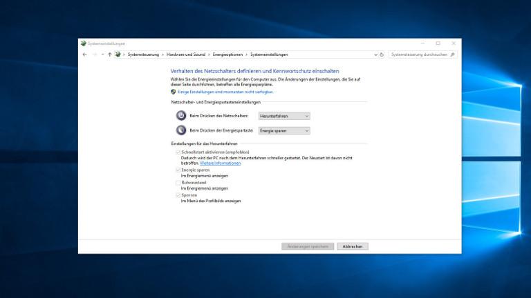 Windows 10 Schnellstart: So geht es