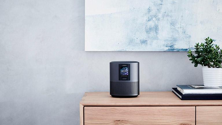 Alexa mit Bluetooth-Lautsprecher verbinden: Bose Home Speaker 500