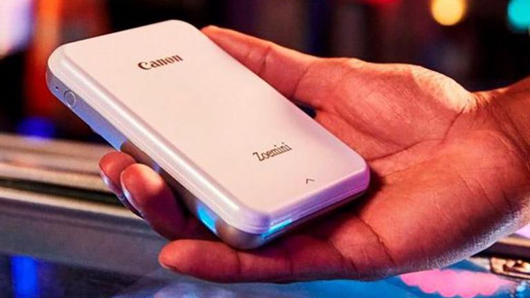 Bluetooth-Drucker Zoemini von Canon