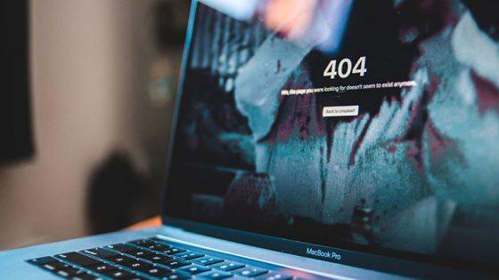 Error 404 und 403: Probleme lösen
