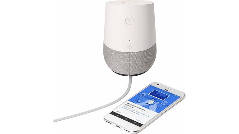 Google Home mithilfe der Google-Home-App neu starten