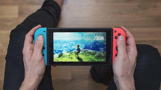 Nintendo Switch: Lüfter und Konsole reinigen