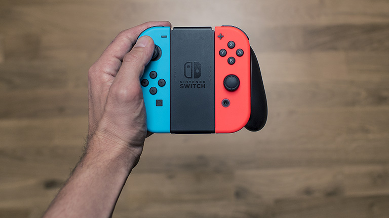 Nintendo Switch: Joysticks austauschen