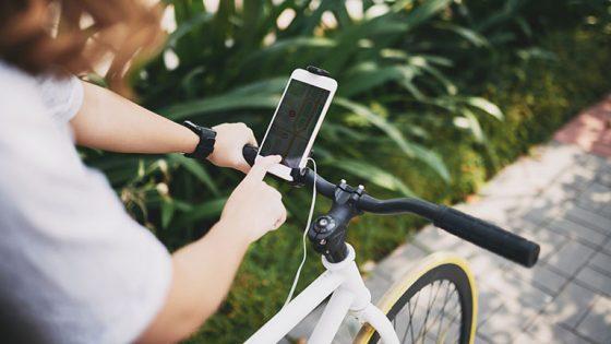 Gadgets für smartes Fahrrad