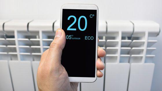 Smartphone als Thermometer mit Apps und externen Geräten