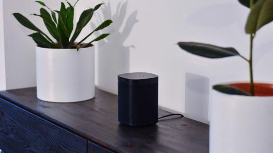 Sonos-Sprachsteuerung mit Siri, Alexa und Google Assistant
