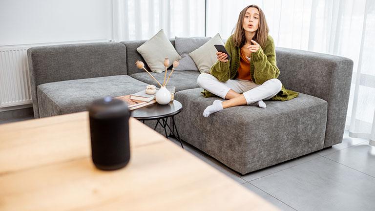 Sonos-Sprachsteuerung mit Google Assistant