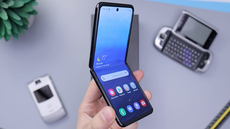Motorola Razr 2: Neuauflage des Falters noch 2020