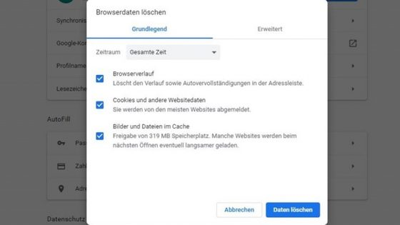 ERR_CONNECTION_RESET: So kannst du den Fehler in Chrome beheben