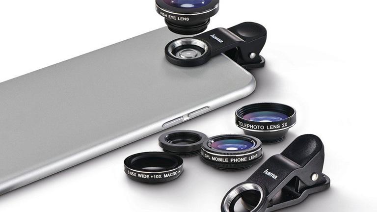 Objektive für iPhone