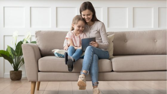 Apps für Kleinkinder für Tablets und Smartphones