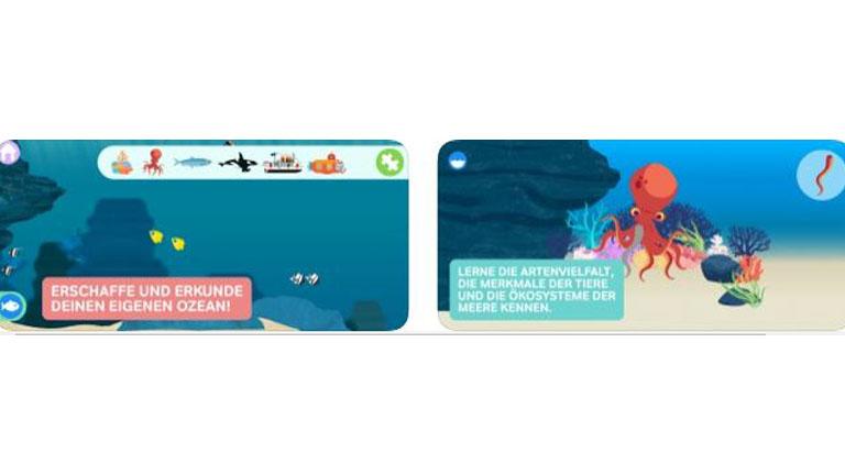 MarcoPolo Ozean App Store