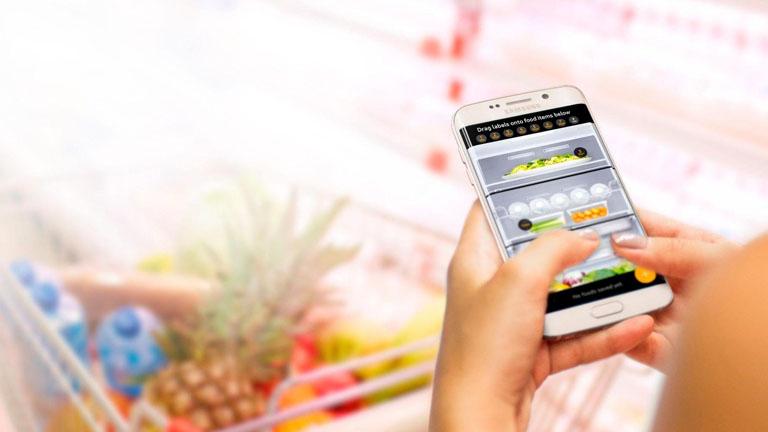 Samsung Family Hub: Dank Foodcams immer wissen, was im Kühlschrank ist