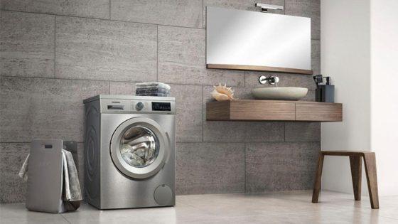 Siemens-Waschmaschine: Fehler E:18 und Co. erklärt