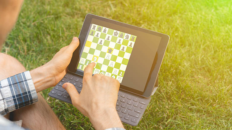 Schachcomputer online: Im Internet Schach spielen