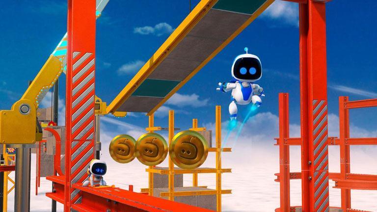 PlayStation-4-Spiel Astro Bot Rescue Mission für PlayStation VR